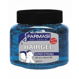 Farmasi Hair Control Hair Gel, Super Strong - 300ml (10oz)