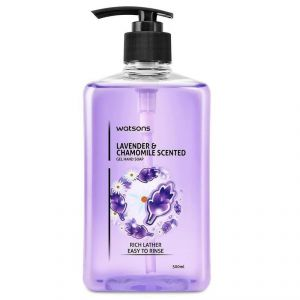 Watsons Lavender & Chamomile Scented Gel Hand Soap - 500ml