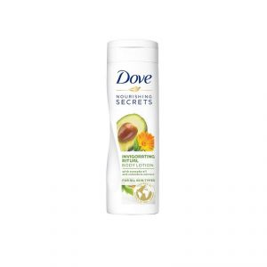 Dove Nourishing Secrets Invigorating Ritual Body Lotion With Avocado Oil And Calendula Extract - 250ml