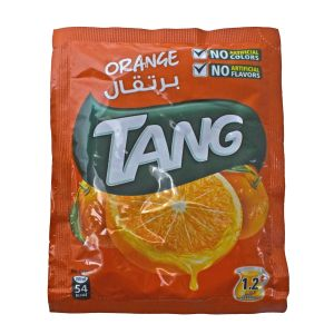 Tang Orange Flavor Instant Drink Mix - 84g