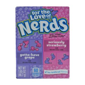 Nerds Candy, Grape/strawberry - 46.7g (1.65oz)