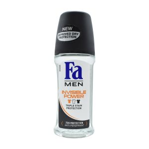 Fa Men Invisible Power Triple Stain Protection Anti-perspirant - 50ml