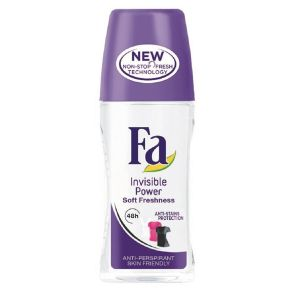 Fa Invisible Power Soft Freshness Anti-perspirant - 50ml