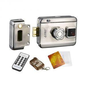Uni Intelligent Electronic Motor Lock-(code-el-591)  sc 1 st  Rediff Shopping & Buy UNI Electronic Door Lock Online | Best Prices in India: Rediff ...