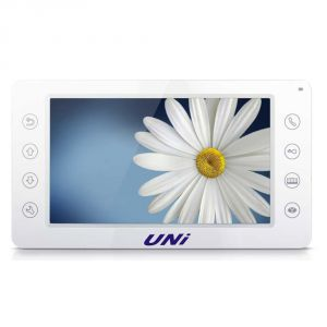 Uni 7 Inch Video Door Phone- (code- Ue-2307)