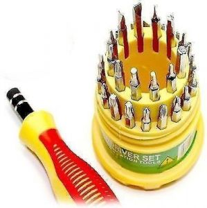 100 Percant Jackly 30 In 1 Magnetic Screwdriver Set Repair Tool Kit