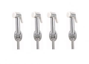 Shoppingekart Jaquar Ivory Health Faucet Head (pack Of 4) - (code -hf-2303)
