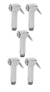 Shoppingekart Cubix Light Brass Health Faucet Head (pack Of 5) - (code -hf-2309)