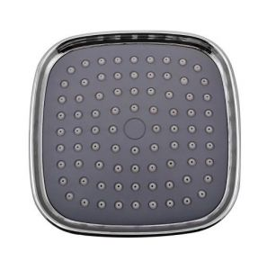 Shoppingekart Super I Vory Abs 5x5(inches) Shower Head - (code -sh-7044)