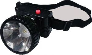 Shoppingekart Plastic High Beam Ajustable Head Torches - (code -hl-007)