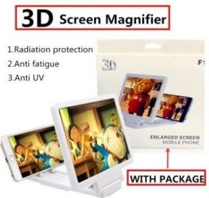 Shoppingekart Plastic Screen Expander For Every Mobiles Accessory Combo (multicolor) - (Code -G-3D)