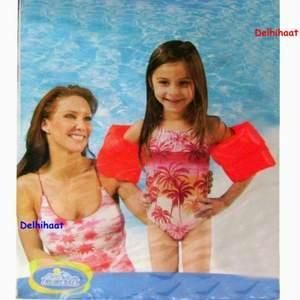 New Roll-up Arm Bands For Swimming For 3-6 Years A