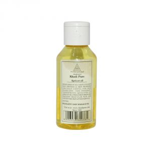 Khadi Pure Herbal Apricot Oil - 100ml