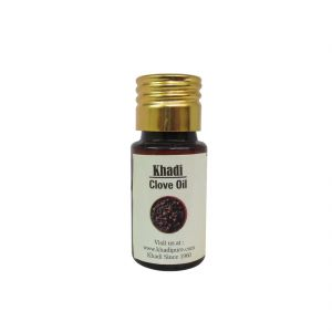 Khadi Pure Herbal Clove Essential Oil - 15ml