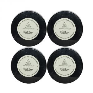 Khadi Pure Herbal Aloevera, Neem & Basil Facial Massage Gel - 100g (set Of 4)