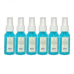 Khadi Pure Herbal Hand Sanitizer - 50ml (set Of 6)