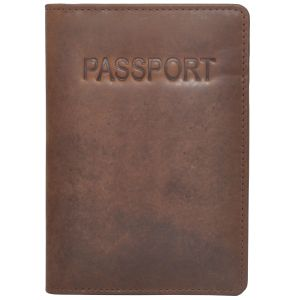 Tamanna Passport Holder -01 (brown) (code - Lpphu00001-tm)