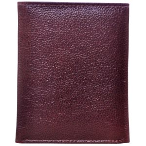 Tamanna Men Brown Genuine Leather Wallet (7 Card Slots) (code - Lwm00047-tm)