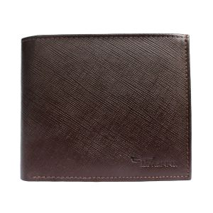 Tamanna Men Brown Genuine Leather Wallet (7 Card Slots) (code - Lwm00051-tm)