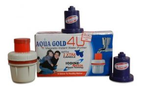 Aqua Gold Water Purifier With Two Extra Filter