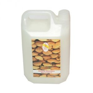 INDRANI ALMOND SHAMPOO WITH CONDITIONER-1LT