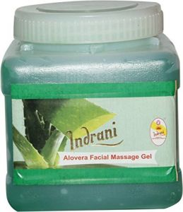Indrani Aloevera Facial Massage Gel-1kg