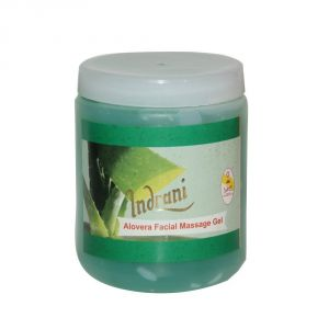 Indrani Aloevera Facial Massage Gel-500gms