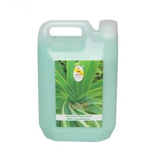 Indrani Aloevera Shampoo With Conditioner-1lt