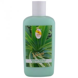 Indrani Aloevera Shampoo With Conditioner-500ml