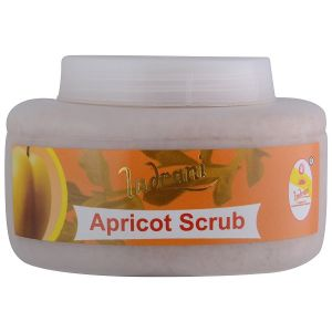 Nike,Cameleon,Bourjois,Head & Shoulders,Himalaya,Indrani Personal Care & Beauty - INDRANI APRICOT SCRUB-200GMS