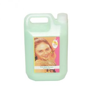 Indrani Green Apple Shampoo With Conditioner-1lt