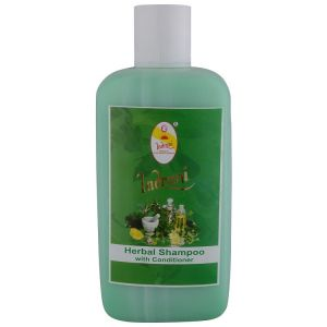Indrani Herbal Shampoo With Conditioner-500ml