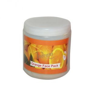 Globus,Diesel,Indrani Personal Care & Beauty - INDRANI ORANGE FACE PACK-500GMS