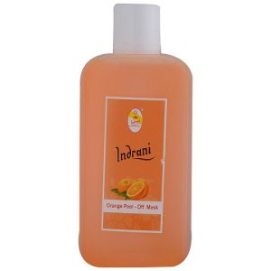 Alba Botanica,Estee Lauder,Globus,Indrani Body Care - Indrani Orange Peel-Off Mask-500GMS