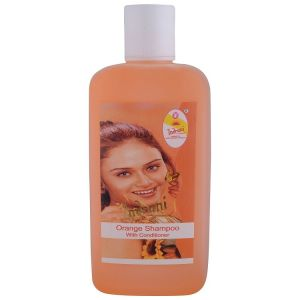 Indrani Orange Shampoo With Conditioner-500ml