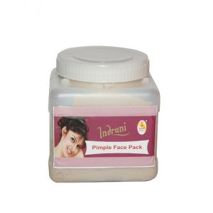 Benetton,Wow,Gucci,Head & Shoulders,Kawachi,Indrani Personal Care & Beauty - INDRANI PIMPLE FACE PACK-1KG