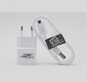 Turbo Gold 2.1 Amp & 1.0 Amp Dual Port USB Charger Adapter With Quick High Speed Wall Charger For Samsung Galaxy C7 Pro, J7 Prime, A5 Note 4,Note Edge