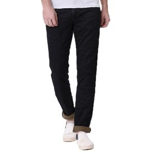 Kozzak Mens Slim Fit Light Fade Vintage Denim Jeans ( Code - 2249 )