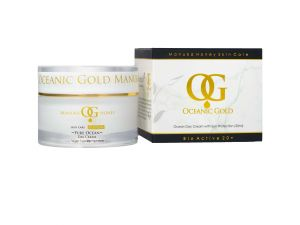 Oceanic Gold Pure Ocean Day Cream With Sun Protection