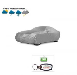 Autosun-car Body Cover High Quality Heavy Fabric- Maruti Suzuki 800 Code - 800coversilver