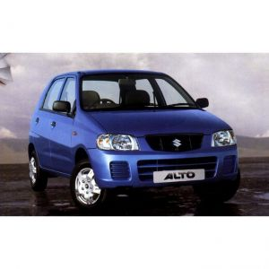 Maruti Alto Old Model Car Body Cover Waterproof High Quality With Buckle