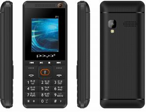 Poya P1 Dual Sim Selfie Phone With 1 Year Manufacturing Warranty