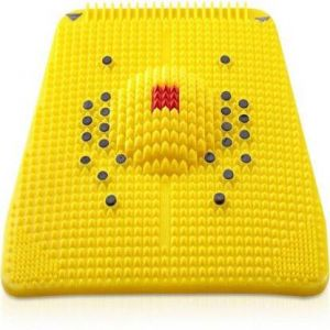 Acupressure Relief Mat Multicolour (box Pack)