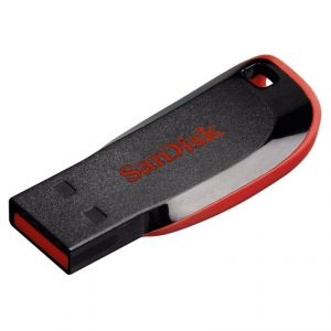 Computers & Accessories - Sandisk Cruzer Blade Sdcz50-008g-i35 8GB USB 2.0 Pen Drive