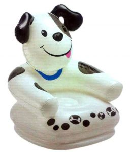 Intex Inflatable Plastic Air Doggi Chair