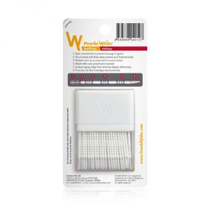 Pearlie White Oralpicks 110 Toothpicks In A Slim Case With Mirror (imported)