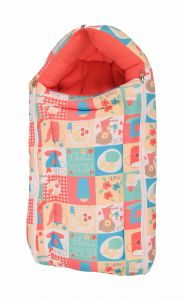 Baby beds - Jaze Baby - Ultra-Soft Knitted Fabric - Multipurpose 3-in-1 Baby Carry Bed
