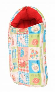 Jaze Baby - Ultra-soft Knitted Fabric - Multipurpose 3-in-1 Baby Carry Bed