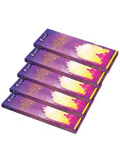 Rajpal Brown Premium Hand Rolled Fragrance Natural Incense Stick (50Gram)(Code-Rajpal007)