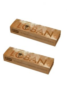 Rajpal White Natural Sambrani Fragrance Natural Incense Stick (250gram)(code-rajpal019)